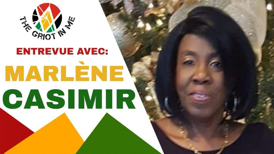 Marlene Casimir Interview